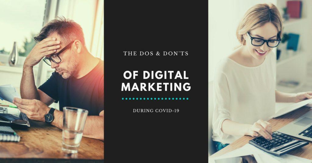 digital marketing during covid19